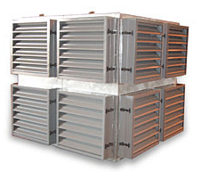 Air-filtration-housings